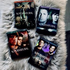 Supernatural - Seasons 1-4